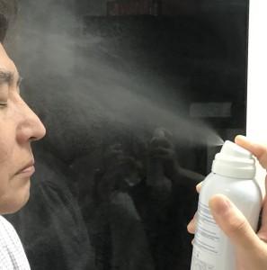 ターマルヲーター噴霧